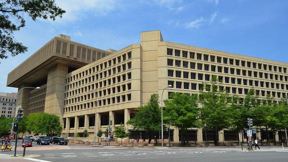 Arquitetura Brutalista: Quartel-general do FBI de Washington (EUA)