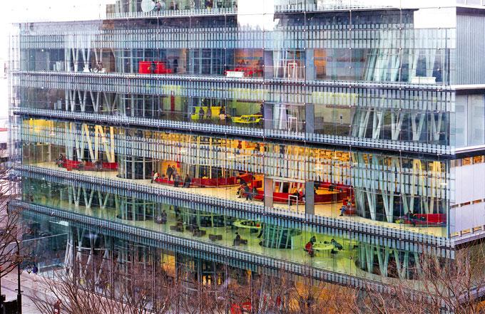 Arquitetura Japonesa: Sendai Midiateca