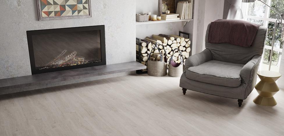 Onde usar piso laminado de madeira