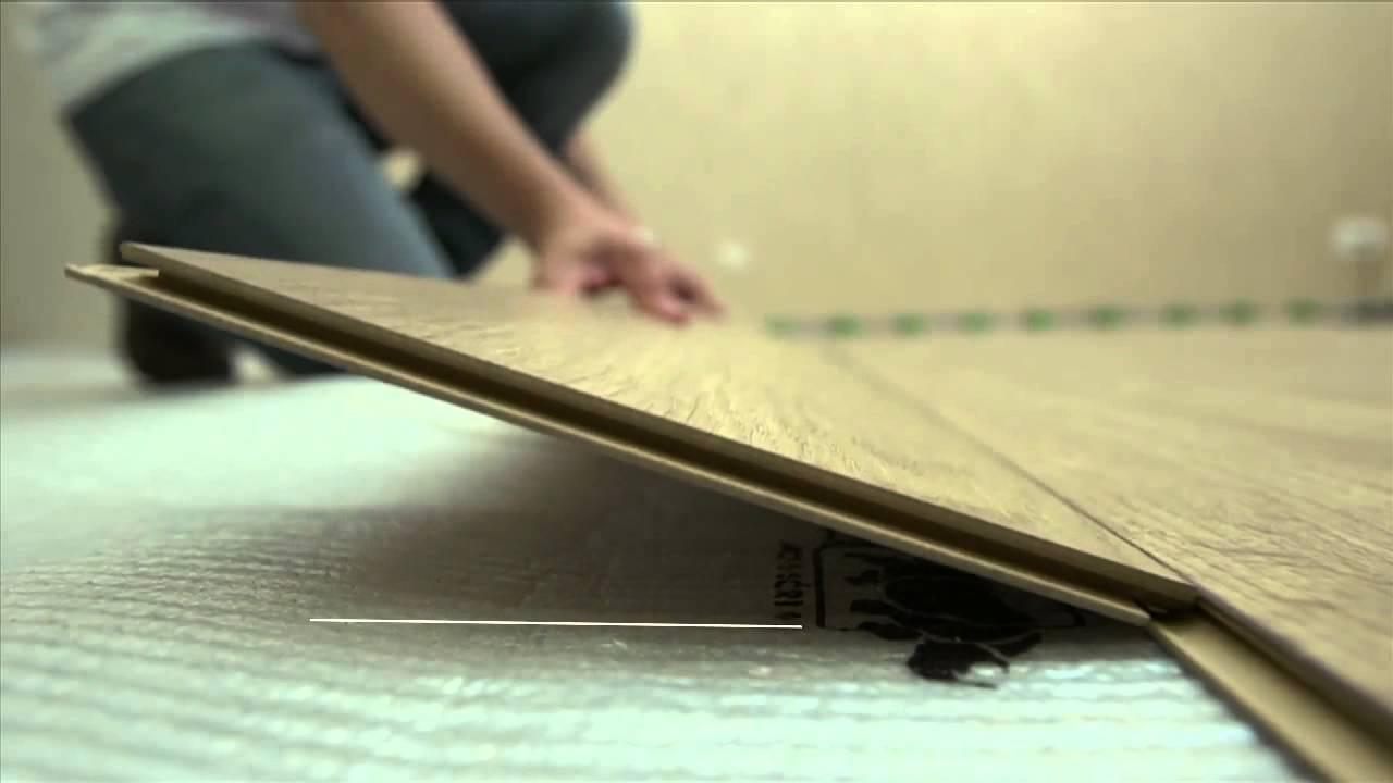 Como colocar piso laminado instalação das lâminas (foto: Pinterest)