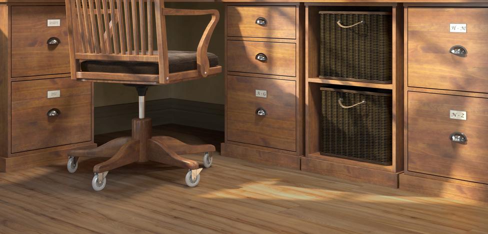 Onde usar piso laminado de madeira: instalação de móveis sobre piso laminado de madeira