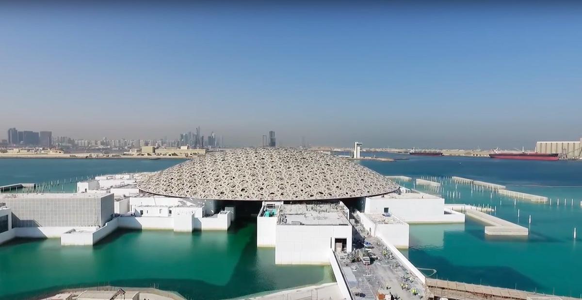 Jean Nouvel: Dhabi Louvre Museum