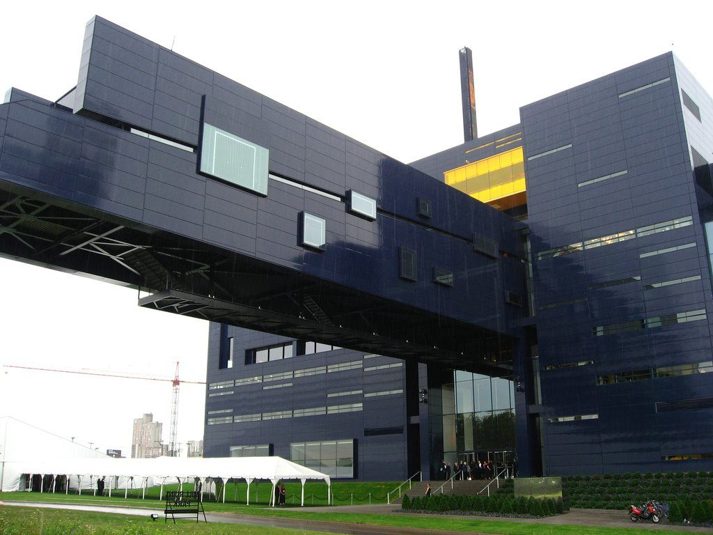 Jean Nouvel: Guthrie Theater Fachada