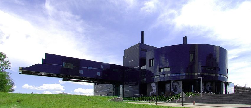 Jean Nouvel: Guthrie Theater