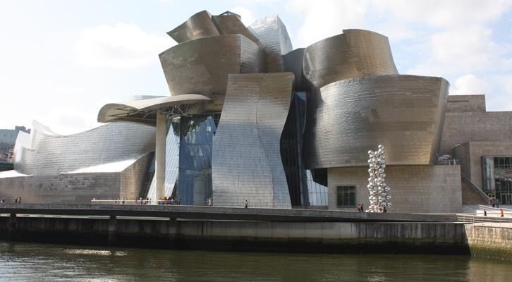 Melhores arquitetos do mundo: Museu Guggeheim