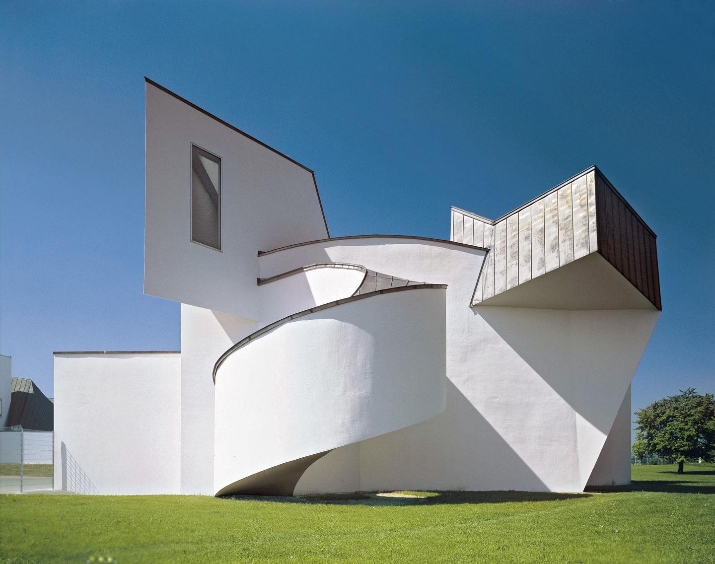 Melhores arquitetos do mundo: Vitra Design Museum