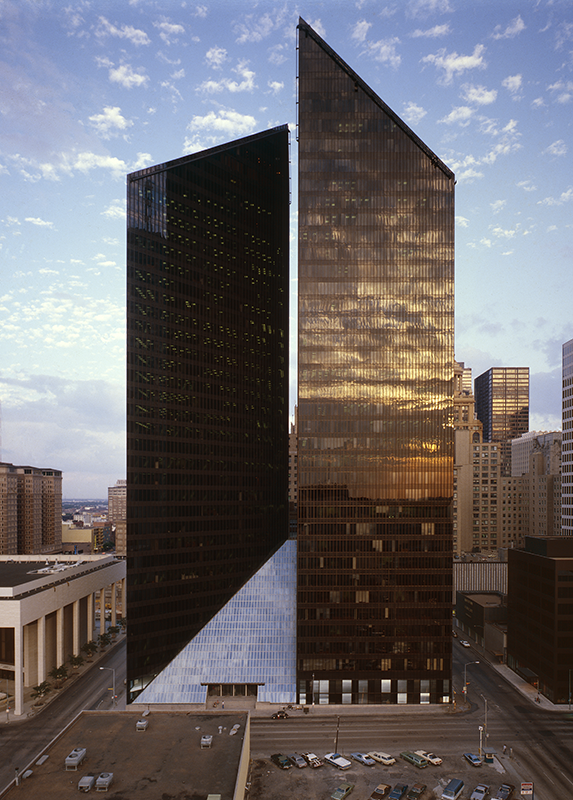 Philip Johnson: Penzoil Place
