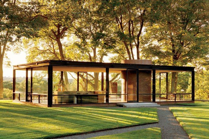 Philip Johnson: Glass House