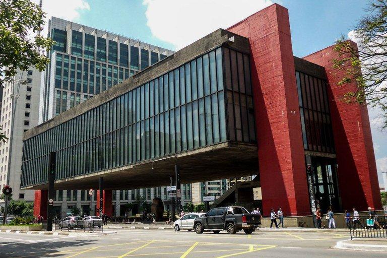 Arquitetura Brutalista: Masp