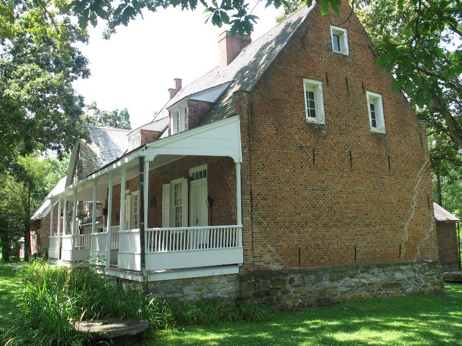 Arquitectura colonial: Bronck House