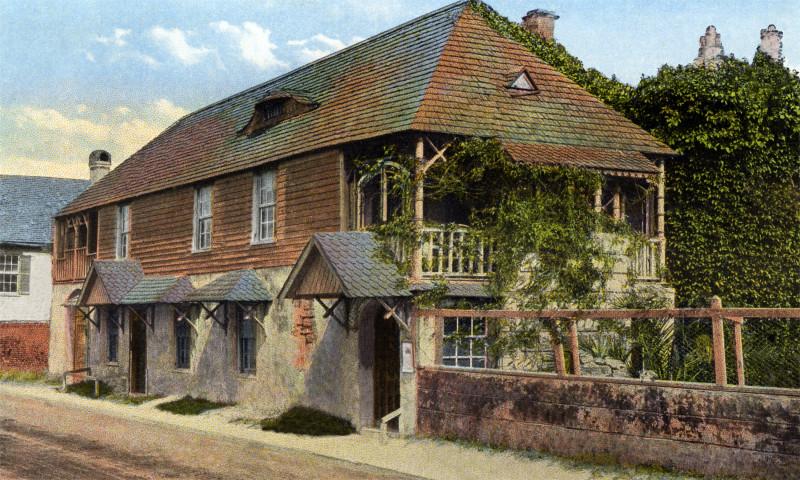 Arquitetura colonial: Gonzalez Alvarez House