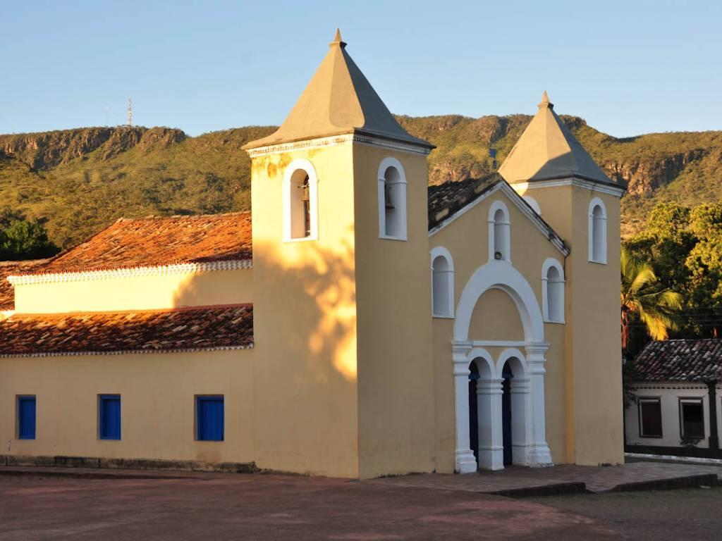 Arquitetura colonial: Matriz de Nossa Senhora da Natividade