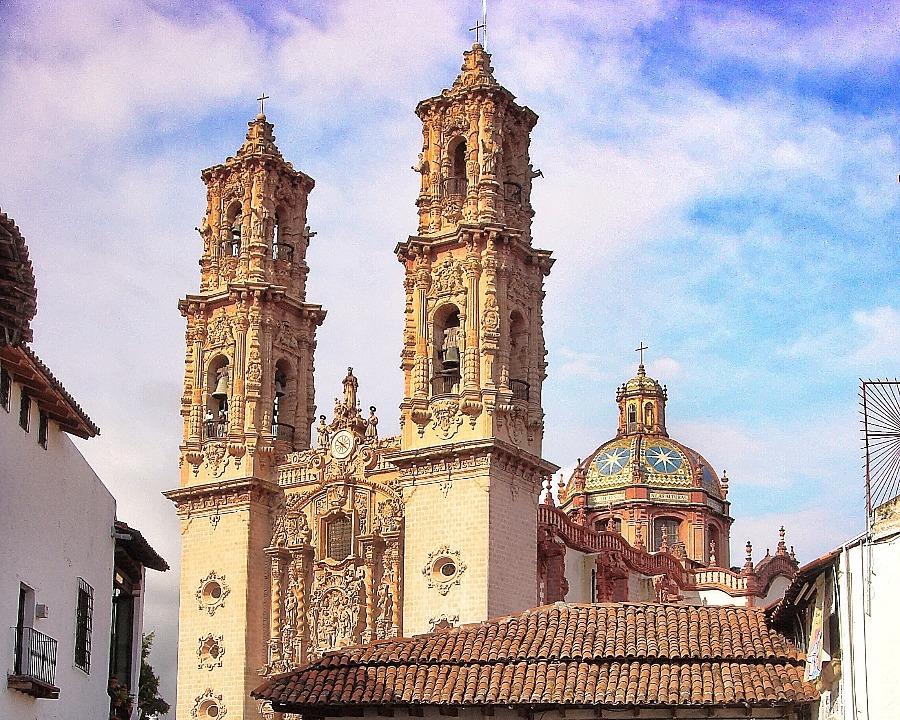 Arquitetura colonial: Templo de Santa Prisca