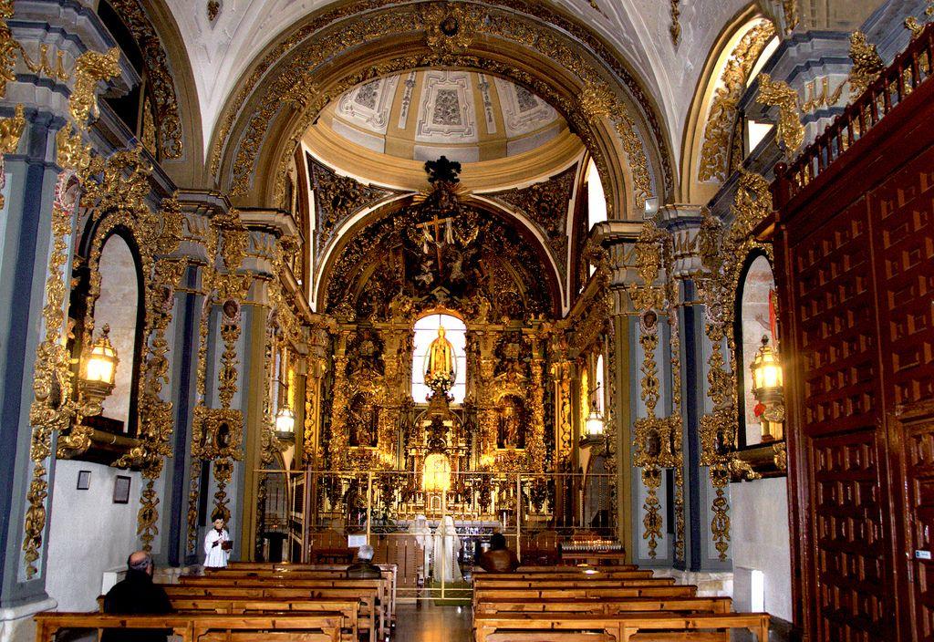 Arquitetura espanhola: Capilla de la Vera Cruz