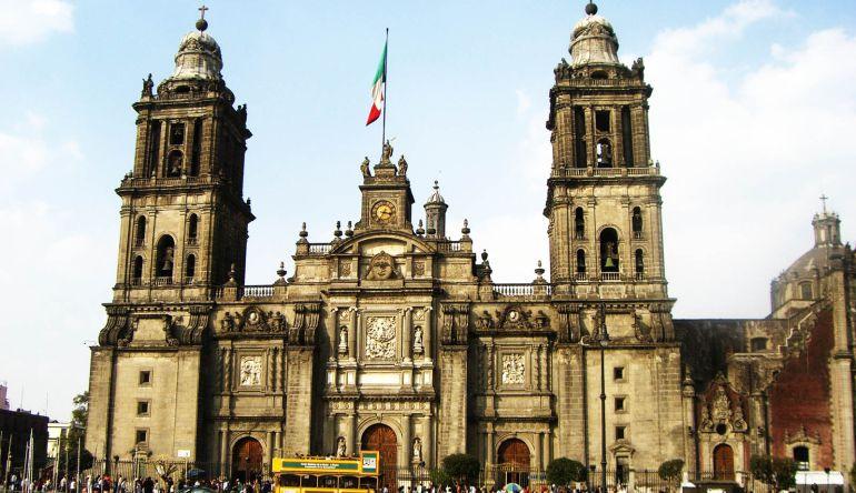Arquitetura espanhola: Catedral Metropolitana