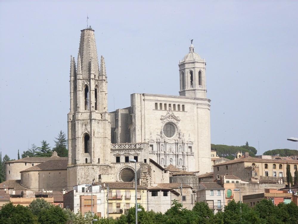 Arquitetura espanhola: Catedral de Girona