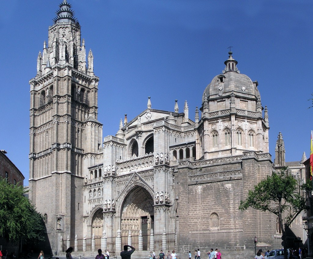 Arquitetura espanhola: Catedral de Toledo