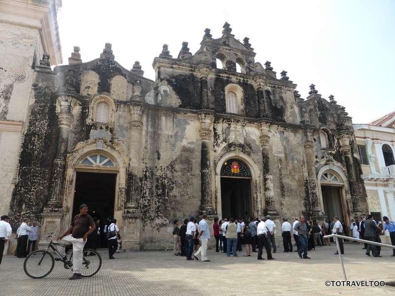 Arquitetura espanhola: Igreja de La Merced