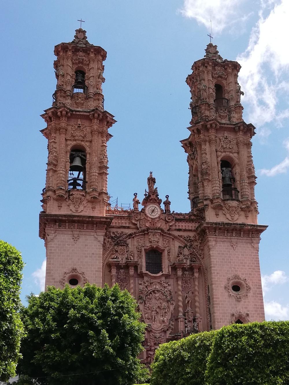 Arquitetura espanhola: Templo de Santa Prisca