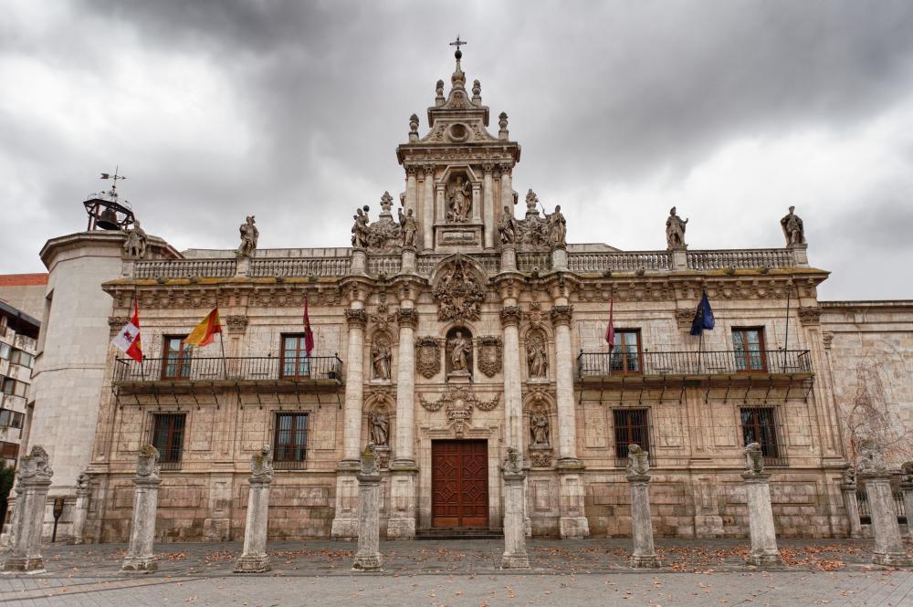 Arquitetura espanhola: Universidade de Valladolid