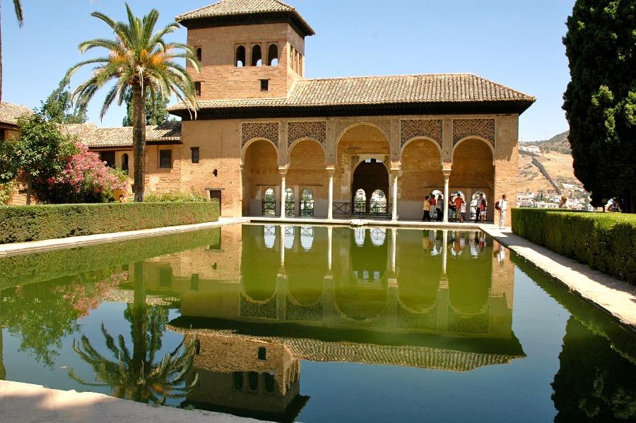 Arquitetura espanhola: Castelo de Alhambra