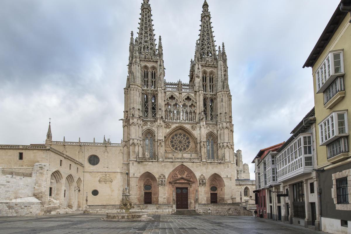Arquitetura espanhola: Catedral de Burgos
