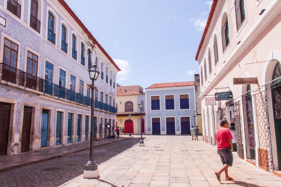 Arquitetura espanhola: Centro Histórico de São Luis do Maranhão