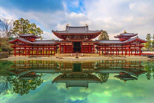 Arquitetura japonesa: Byodo-in