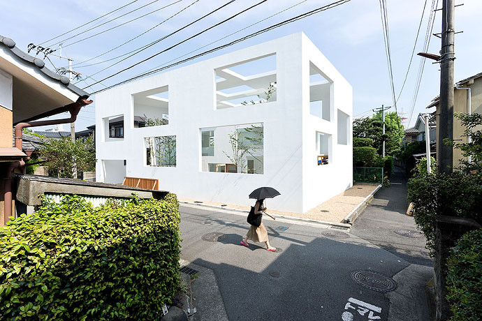 Arquitetura japonesa: Casa N