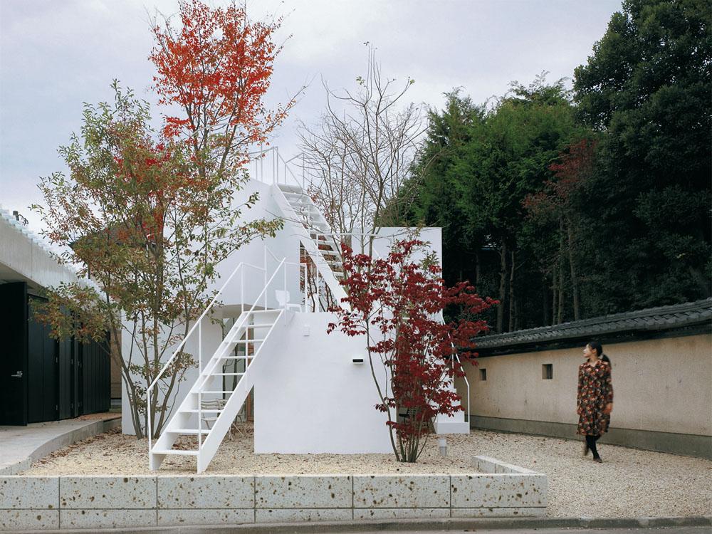 Arquitetura japonesa: House Before House