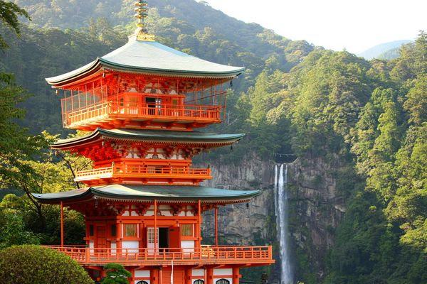 Arquitetura japonesa: Seiganto-ji