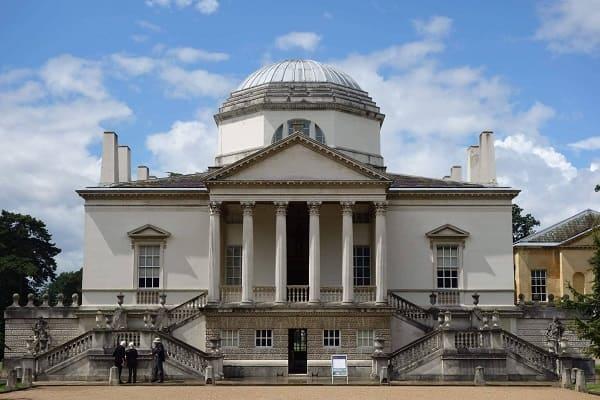 Arquitetura neoclássica: Chiswick House