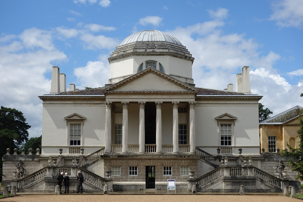 Arquitetura neoclássica: Chiswick House