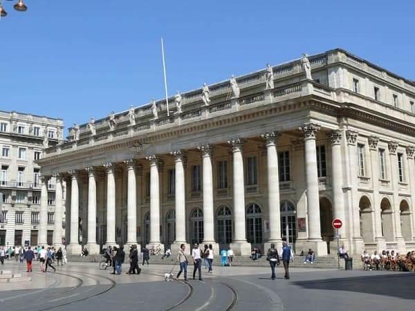 Arquitetura neoclássica: Grand Théâtre