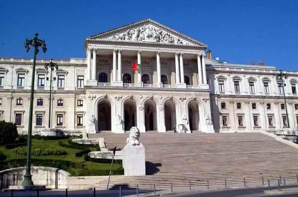 Arquitetura neoclássica: Palácio Nacional da Ajuda