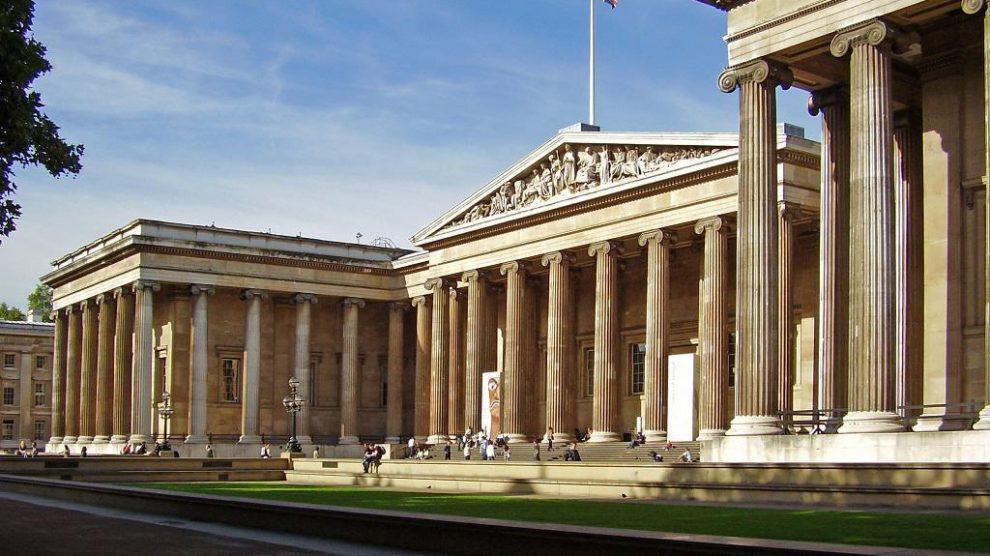 Arquitetura neoclássica: Museu Britânico