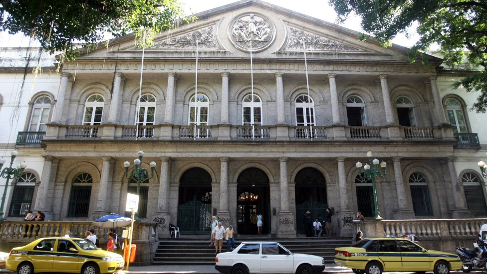Arquitetura neoclássica: Santa Casa da Misericórdia