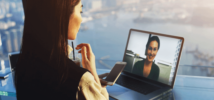 Ferramentas colaborativas: videoconferência