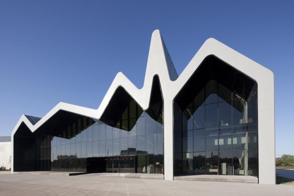 Melhores arquitetos do mundo: Riverside Museum