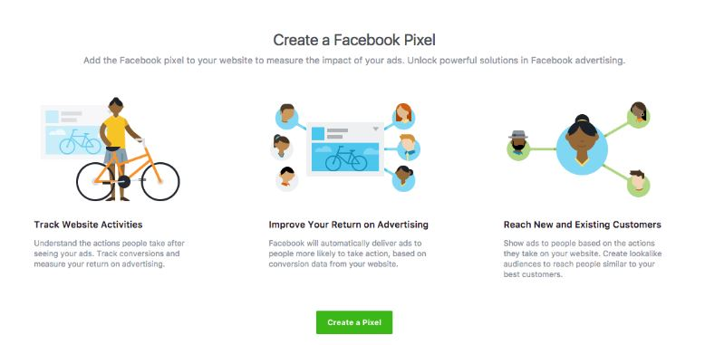 O que é pixel do Facebook: criando um pixel
