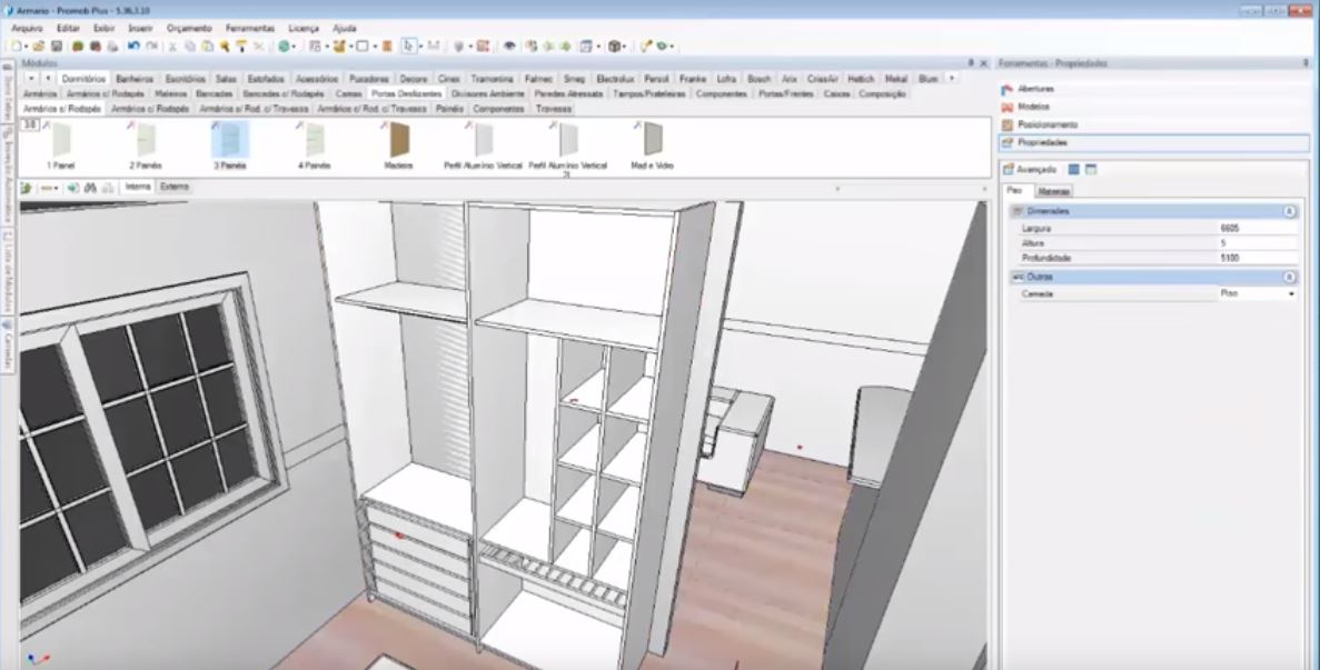Programa para design de interiores descubra os 12 mais teis for Software decoracion interiores 3d gratis