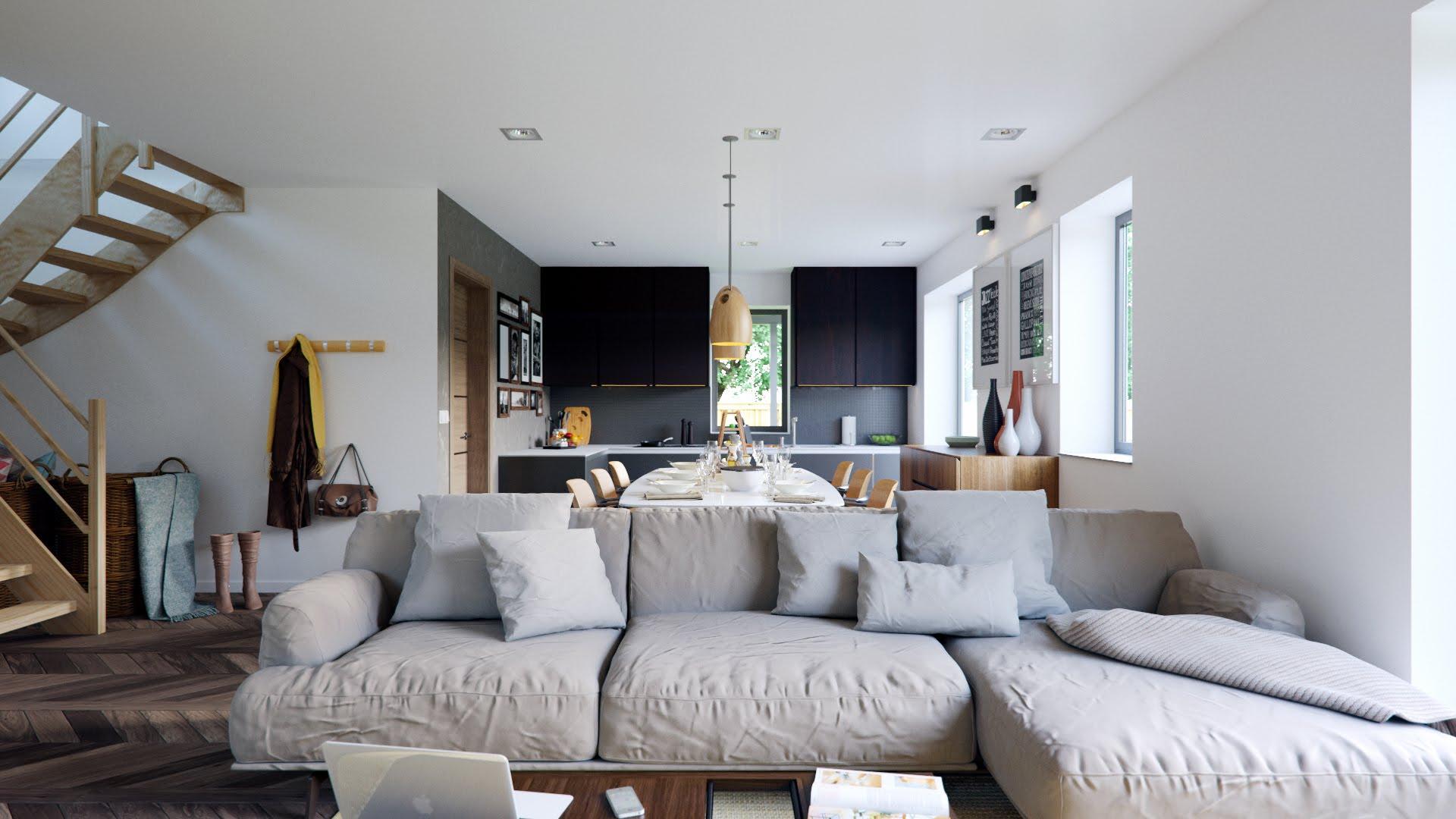 Programa para design de interiores: V-ray