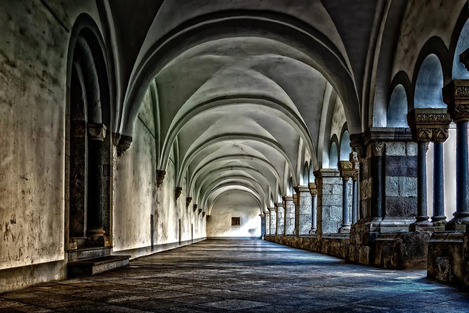 Termos da arquitetura: Abadia