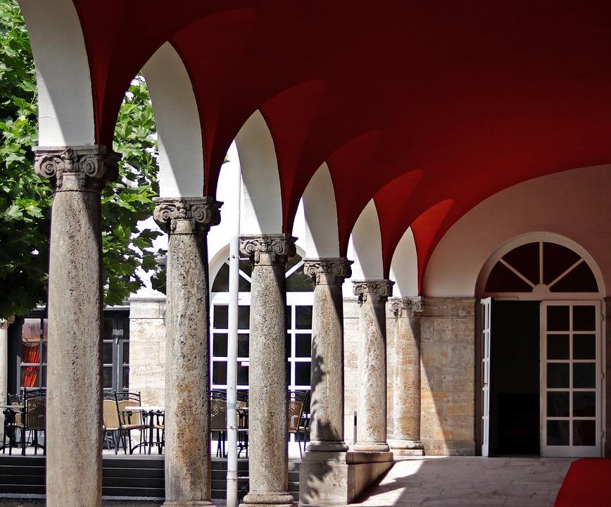 Termos da arquitetura: arcada
