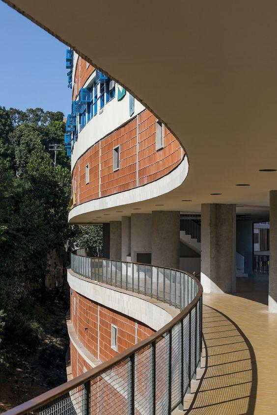 Affonso Eduardo Reidy: Conjunto Residencial Prefeito Mendes de Moraes (Pedregulho)