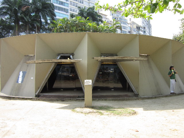 Affonso Eduardo Reidy: Museu Carmem Miranda