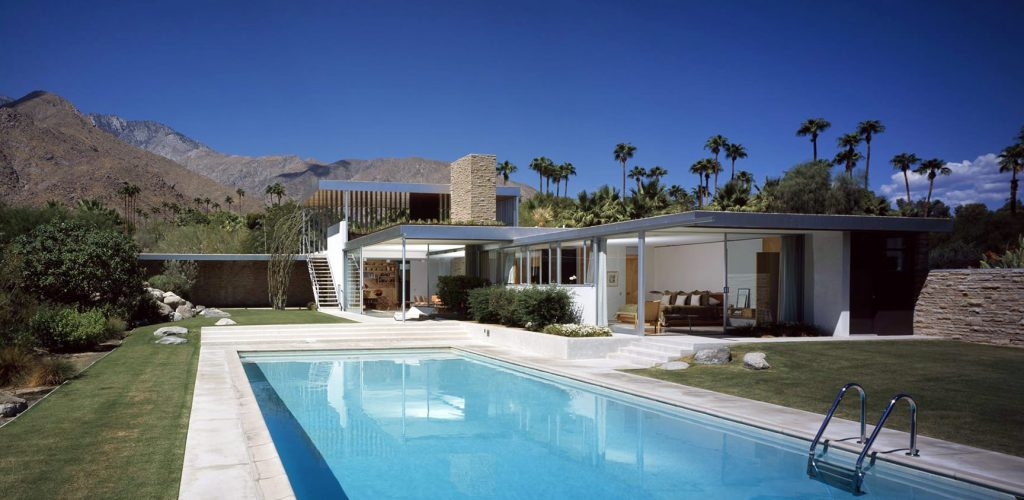 Richard Neutra: Kauffmann Desert House