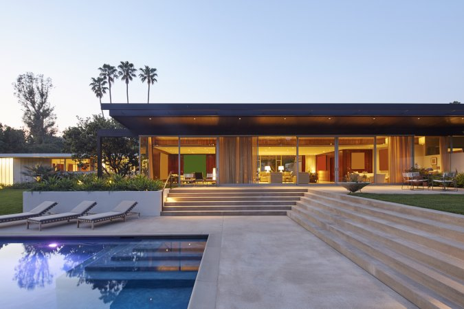 Richard Neutra: Kronish House