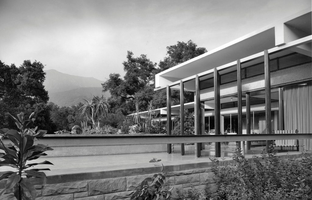 Richard Neutra: Tremaine House