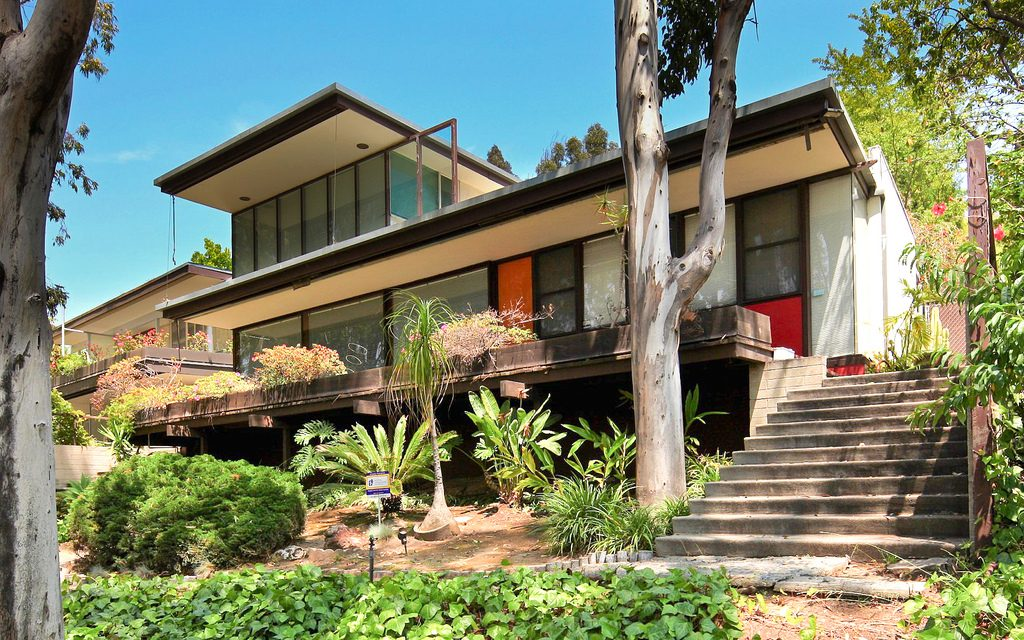 Richard Neutra: VDL Research House